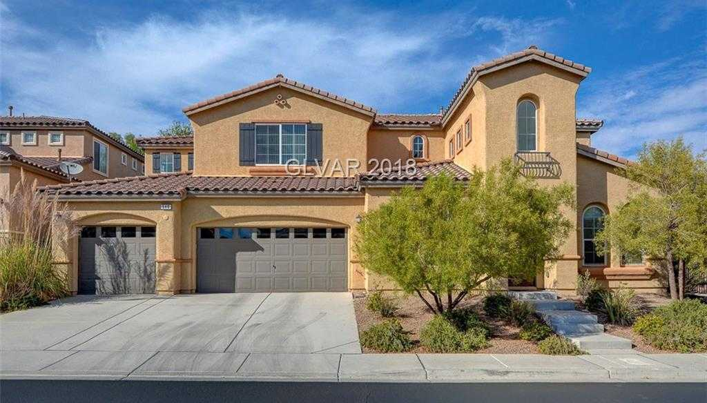 $500,000 - 5Br/3Ba -  for Sale in Finisterre, Las Vegas