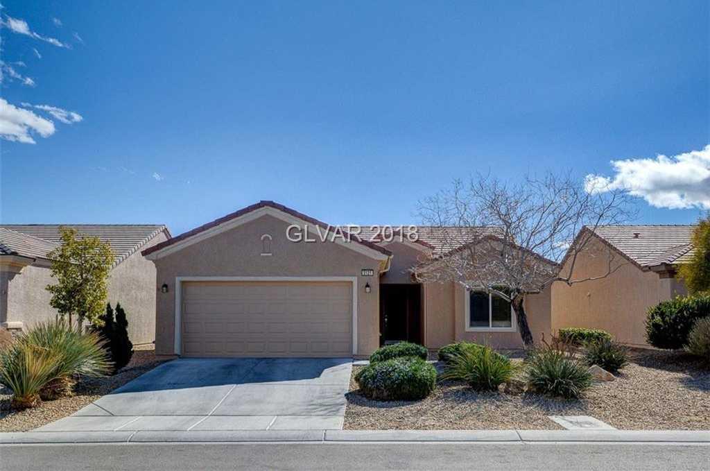 $276,900 - 2Br/2Ba -  for Sale in Sun City Aliante Unit 3 Amd, North Las Vegas