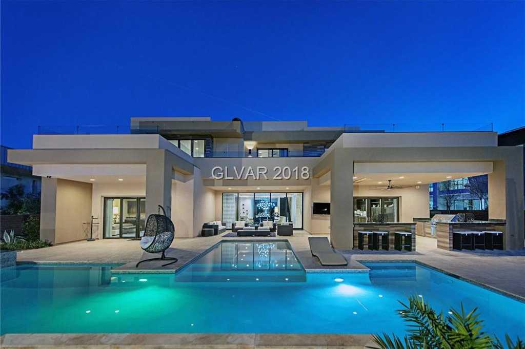 $4,200,000 - 6Br/7Ba -  for Sale in Summerlin Village 18 Ridges Pa, Las Vegas