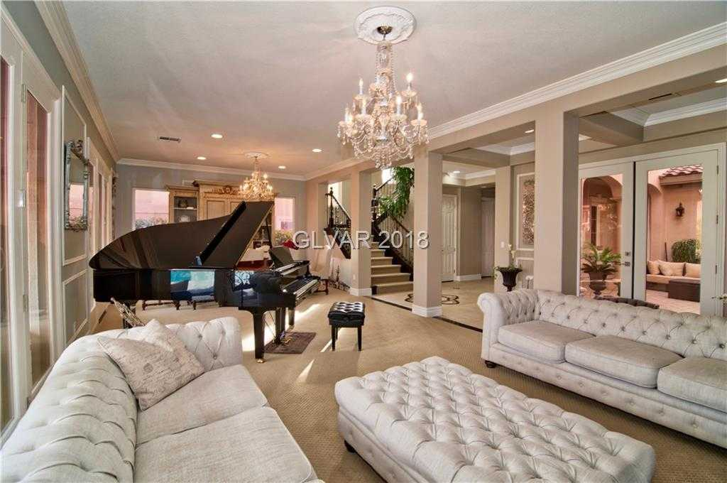 $1,550,000 - 5Br/6Ba -  for Sale in Red Rock Cntry Club At Summerl, Las Vegas