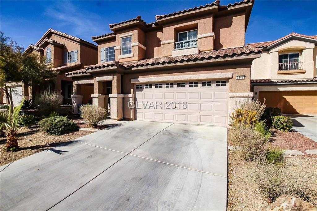 $319,000 - 4Br/3Ba -  for Sale in Caparola At Southern Highlands, Las Vegas
