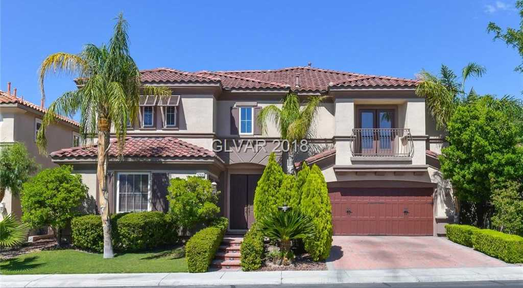 $849,999 - 3Br/5Ba -  for Sale in Seven Hills-parcel H, Henderson