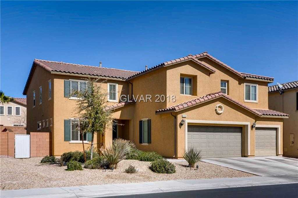 $460,000 - 6Br/4Ba -  for Sale in Aliante Parcels 30a & 30b, North Las Vegas