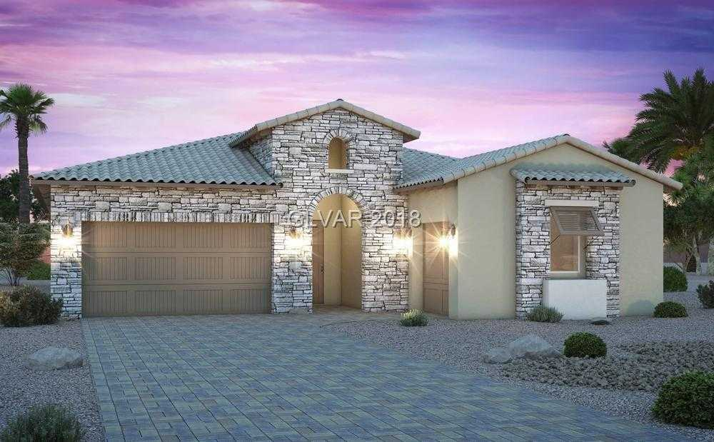 $817,815 - 5Br/5Ba -  for Sale in Lake Las Vegas Lot G-1, Henderson