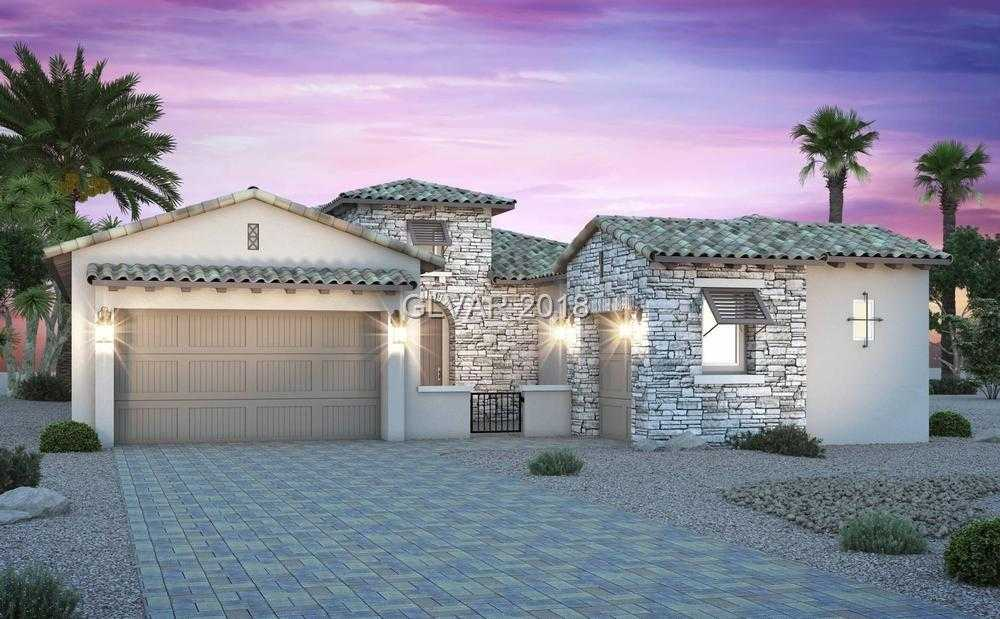 $703,290 - 3Br/4Ba -  for Sale in Lake Las Vegas Lot G-1, Henderson