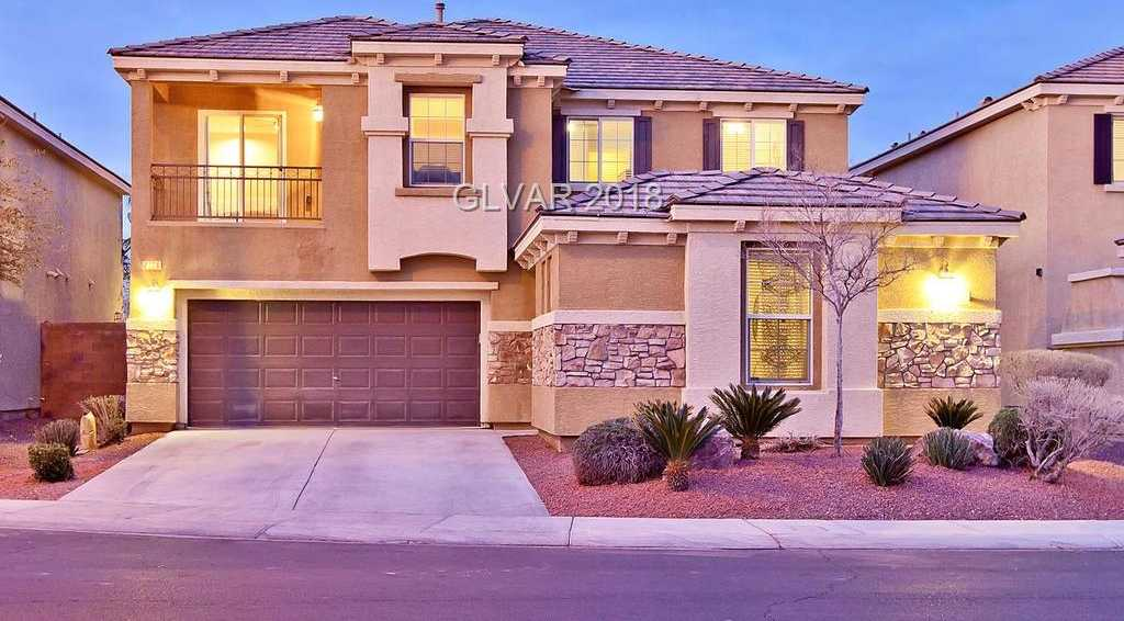 $410,000 - 5Br/3Ba -  for Sale in Astoria At Aliante-parcel 20, North Las Vegas