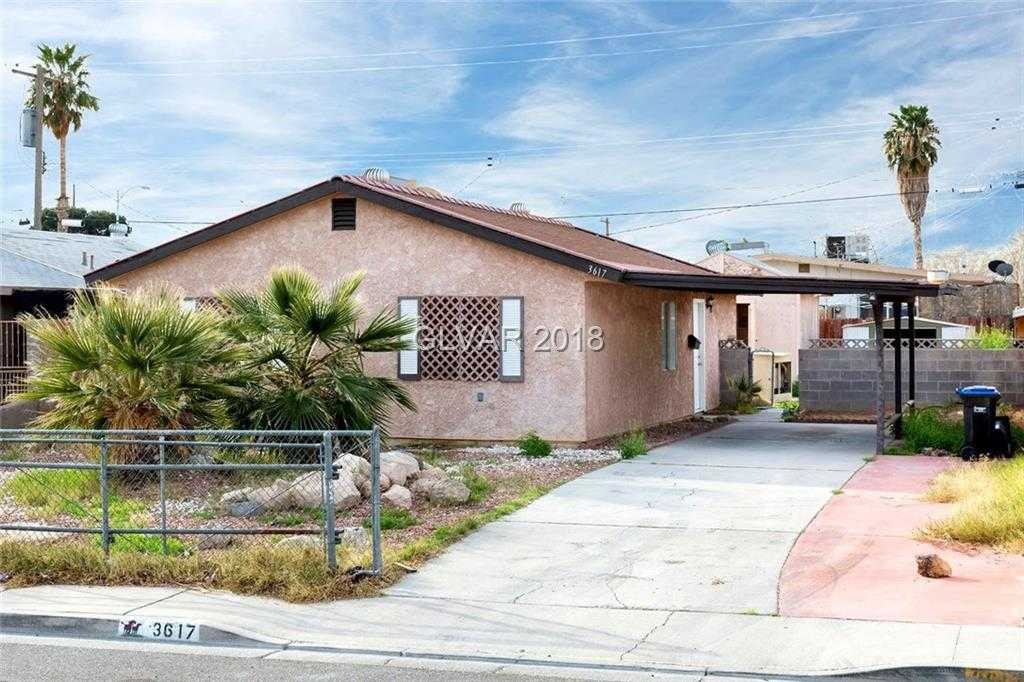 $150,000 - 3Br/1Ba -  for Sale in East Vegas Tract, North Las Vegas