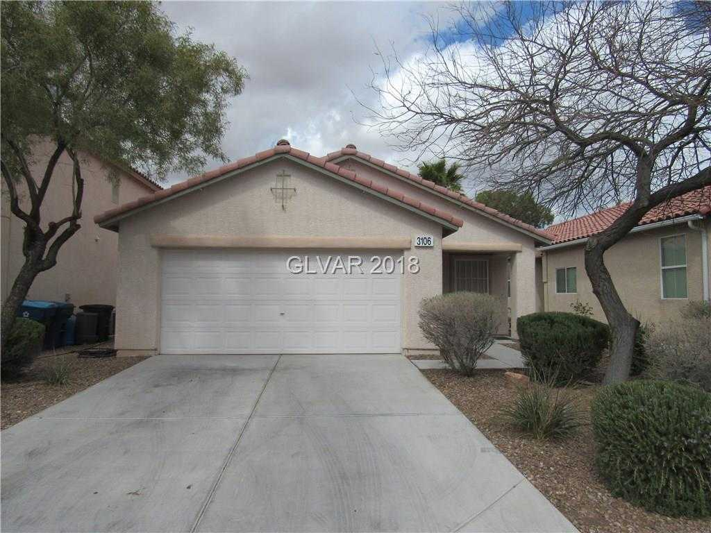 $275,000 - 3Br/2Ba -  for Sale in Bella Terra Unit #9 At Souther, Las Vegas