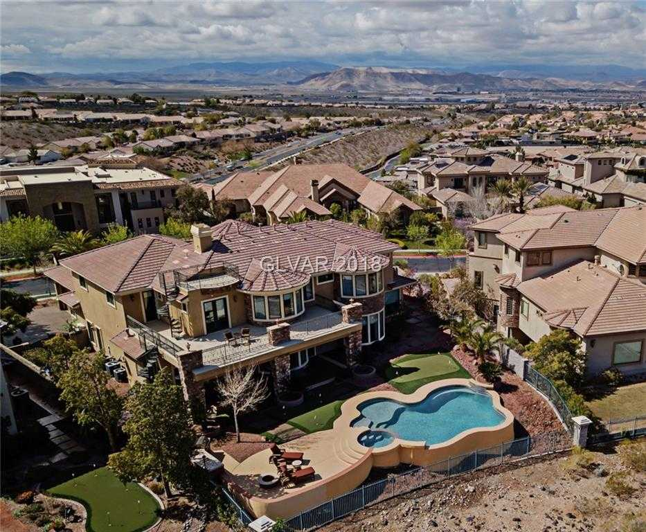 $2,695,000 - 6Br/8Ba -  for Sale in Seven Hills, Henderson