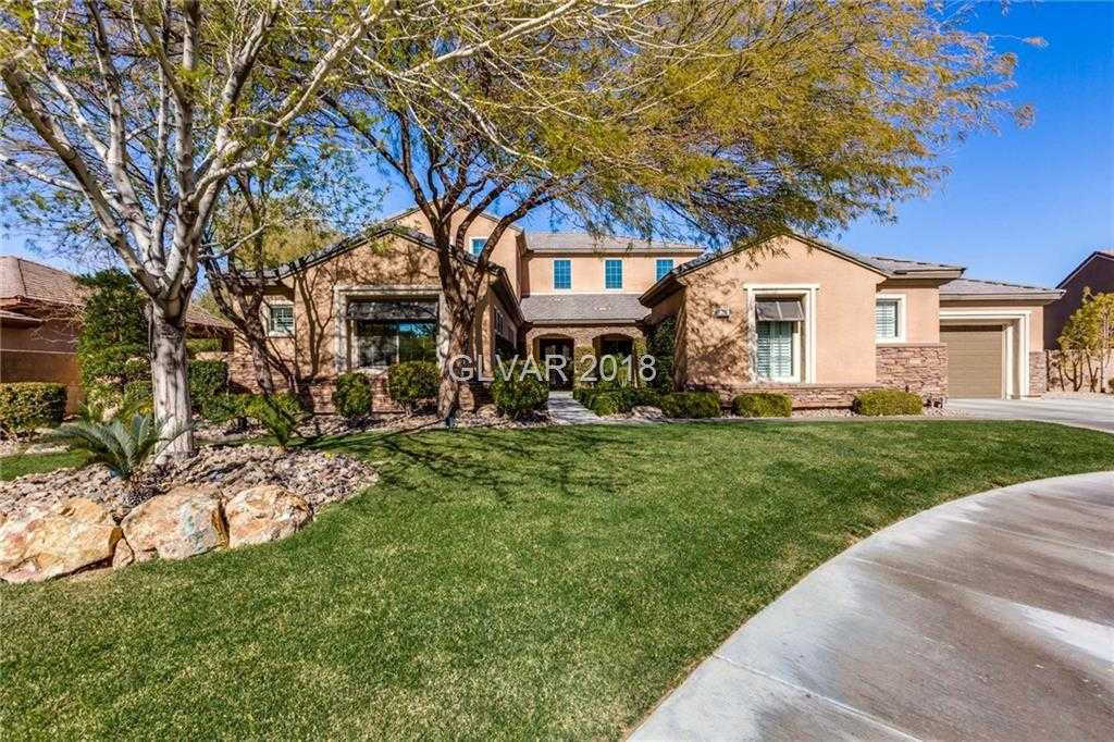 $1,200,000 - 6Br/7Ba -  for Sale in Anthem Cntry Club Parcel 43, Henderson