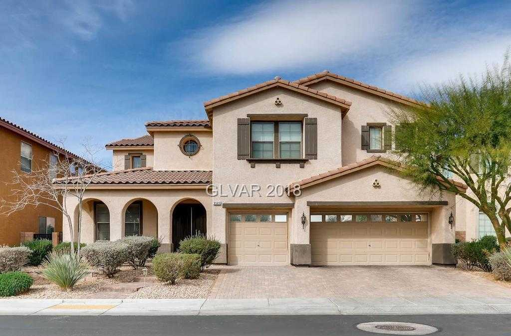 $536,000 - 5Br/4Ba -  for Sale in Mountains Edge 115, Las Vegas