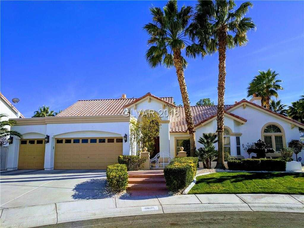 $699,900 - 3Br/3Ba -  for Sale in The Lakes, Las Vegas