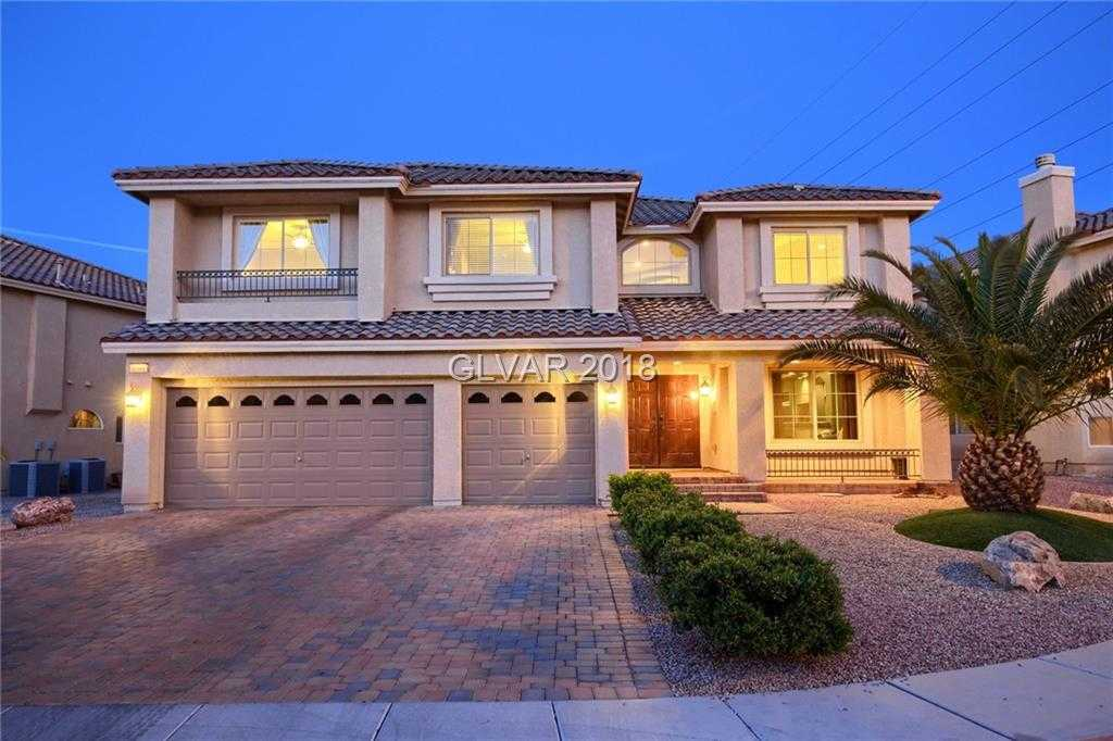 $500,000 - 4Br/3Ba -  for Sale in Carmel Hills Unit 3, Las Vegas