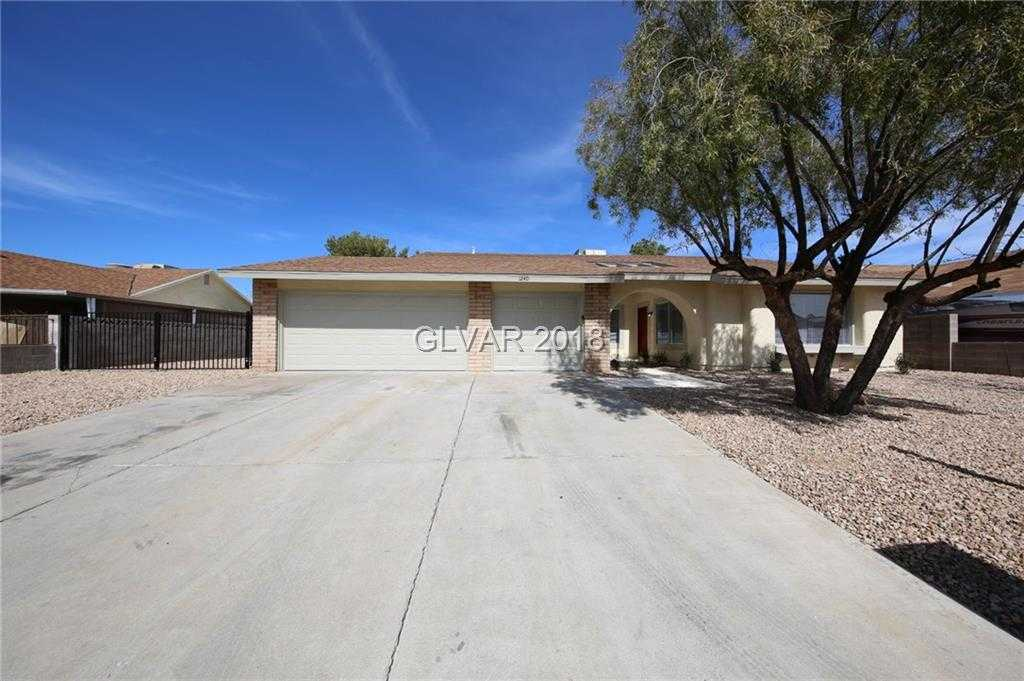$304,900 - 3Br/2Ba -  for Sale in Foothills #3 Lewis Homes, Henderson