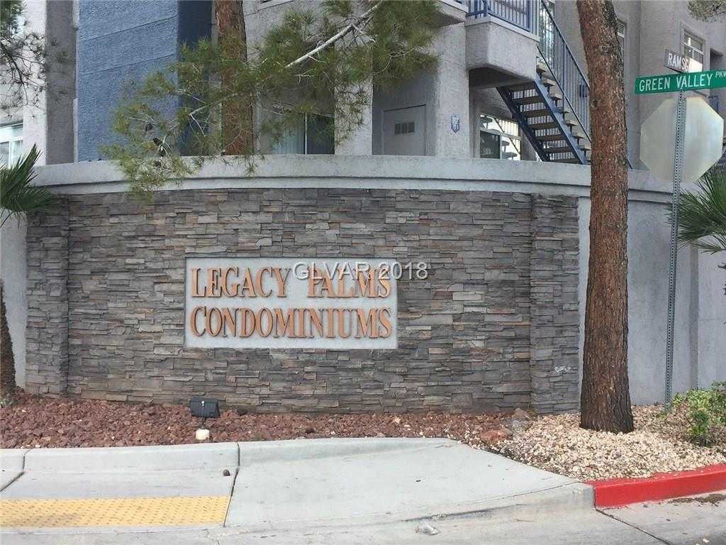$127,000 - 1Br/1Ba -  for Sale in Legacy West Condo, Henderson