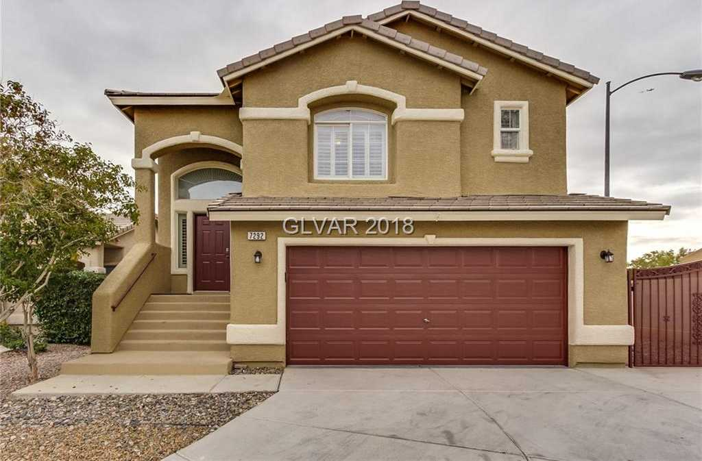 $281,000 - 3Br/3Ba -  for Sale in Canyon Trail At Rhodes Ranch-, Las Vegas
