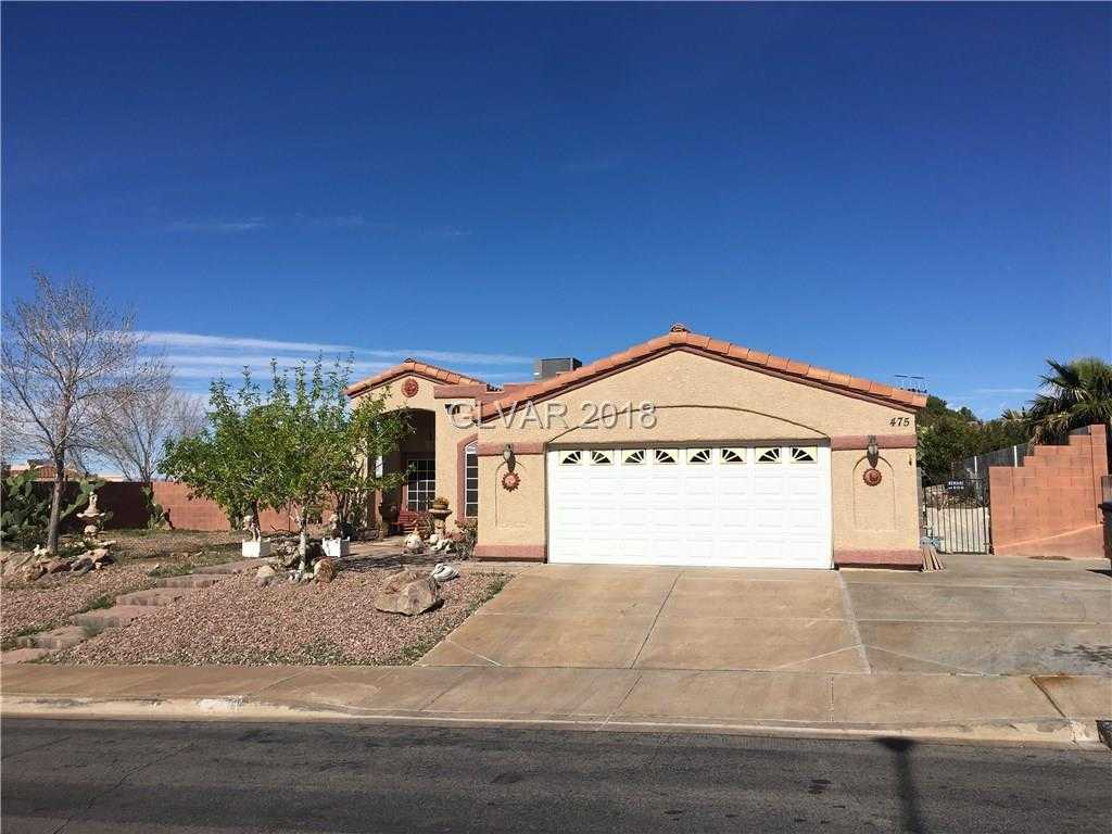 $300,000 - 3Br/2Ba -  for Sale in Eagle Crest Unit 4, Henderson