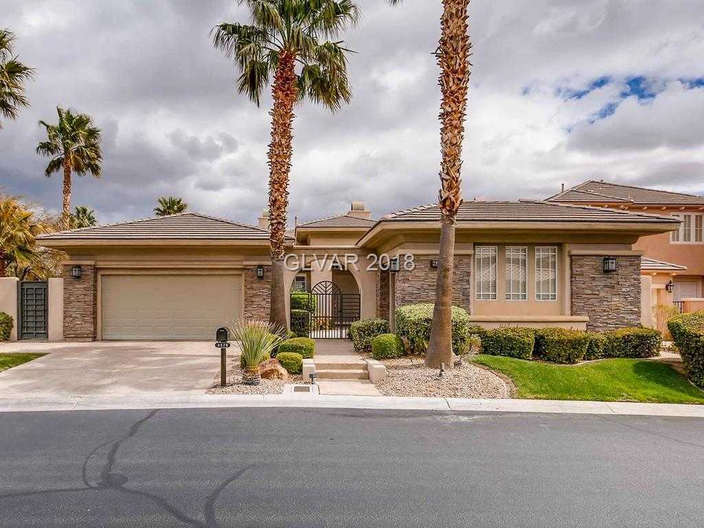 $939,000 - 3Br/4Ba -  for Sale in Red Rock Cntry Club At Summerl, Las Vegas