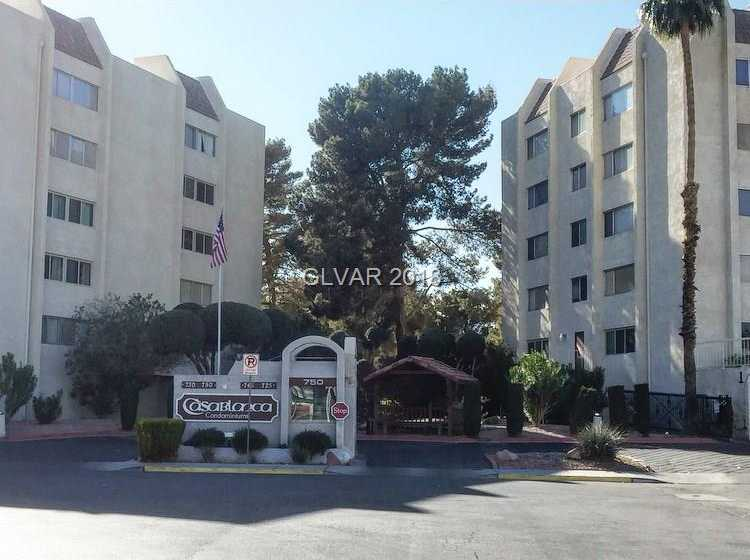 $139,900 - 3Br/2Ba -  for Sale in Royal Crest Circle #1 Condo, Las Vegas