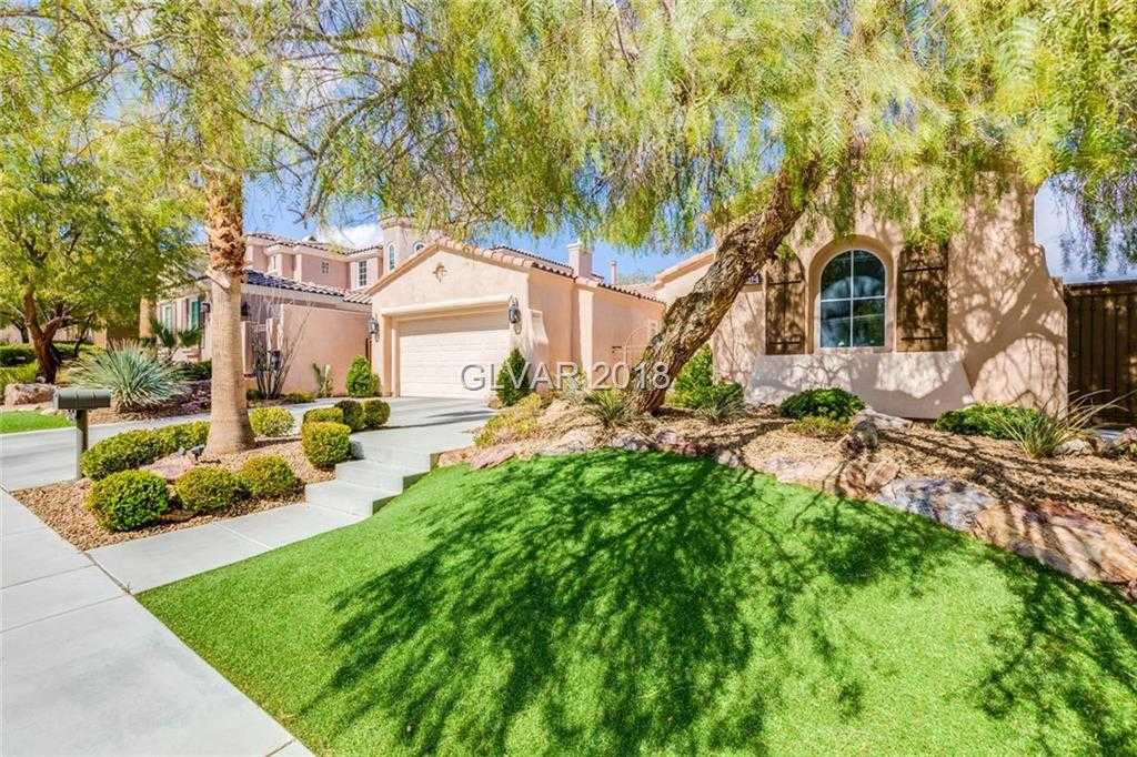 $840,000 - 3Br/3Ba -  for Sale in Red Rock Cntry Club At Summerl, Las Vegas