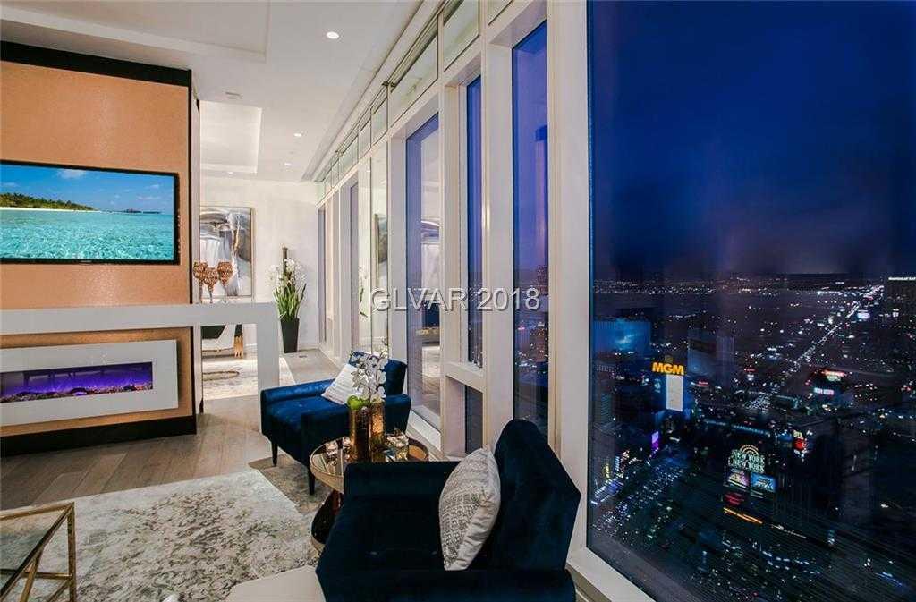 $3,600,000 - 2Br/3Ba -  for Sale in Resort Condo At Luxury Buildin, Las Vegas