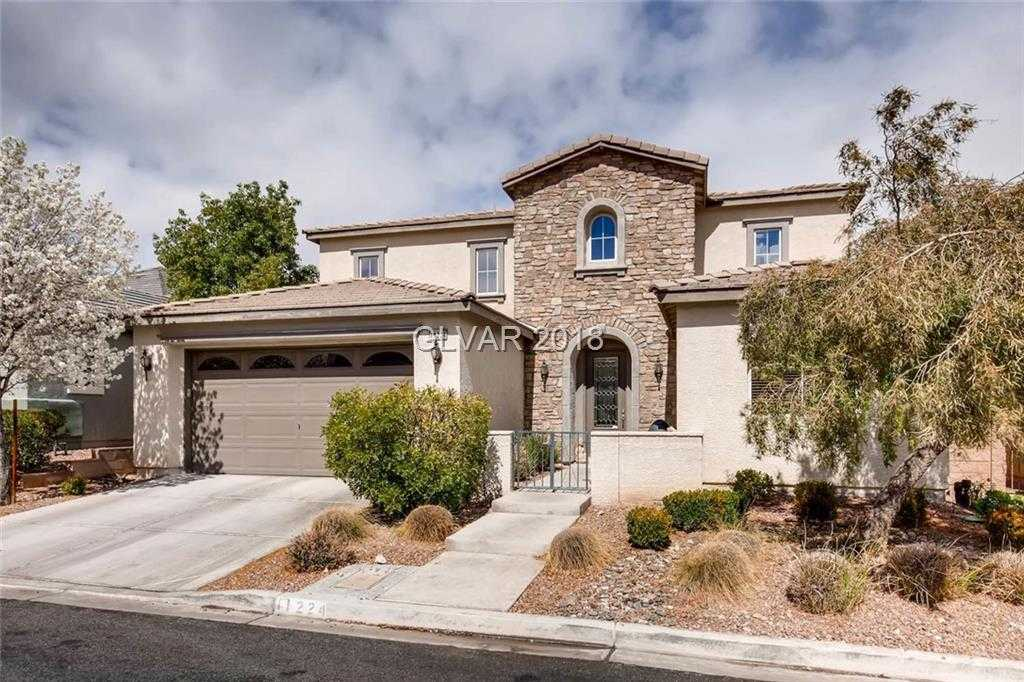 $525,000 - 4Br/3Ba -  for Sale in Summerlin Village 20-parcels E, Las Vegas
