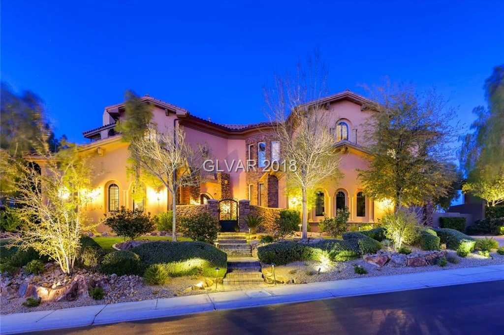 $2,299,990 - 5Br/8Ba -  for Sale in Anthem Cntry Club, Henderson