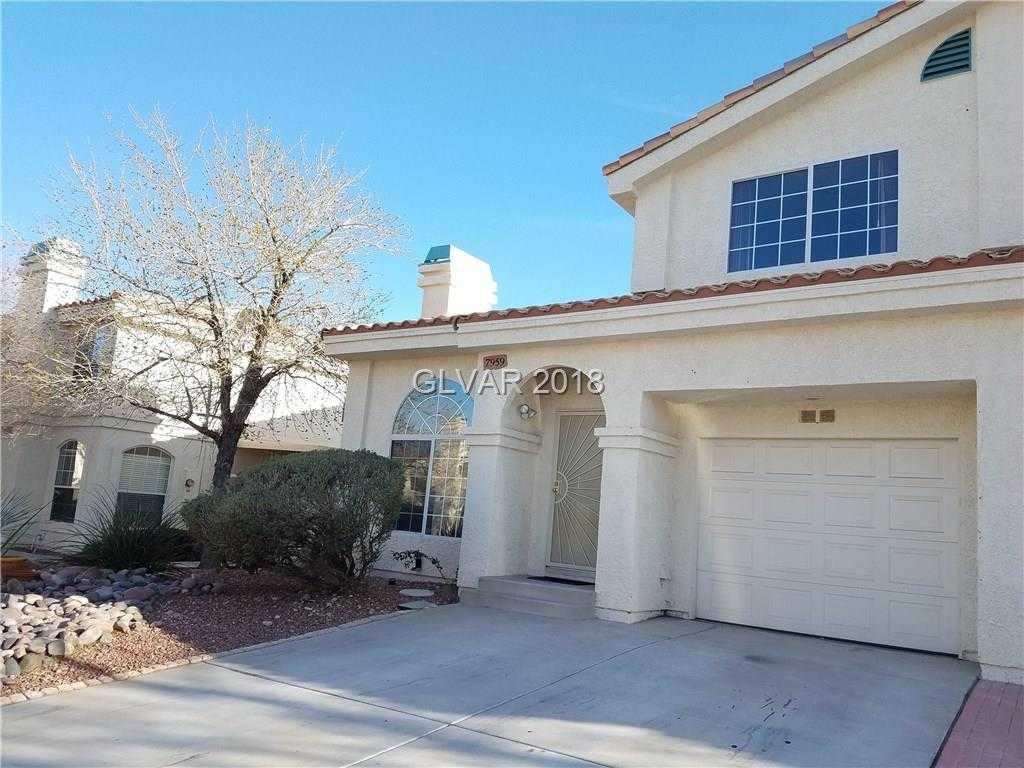 $204,900 - 2Br/3Ba -  for Sale in Oak Villas, Las Vegas