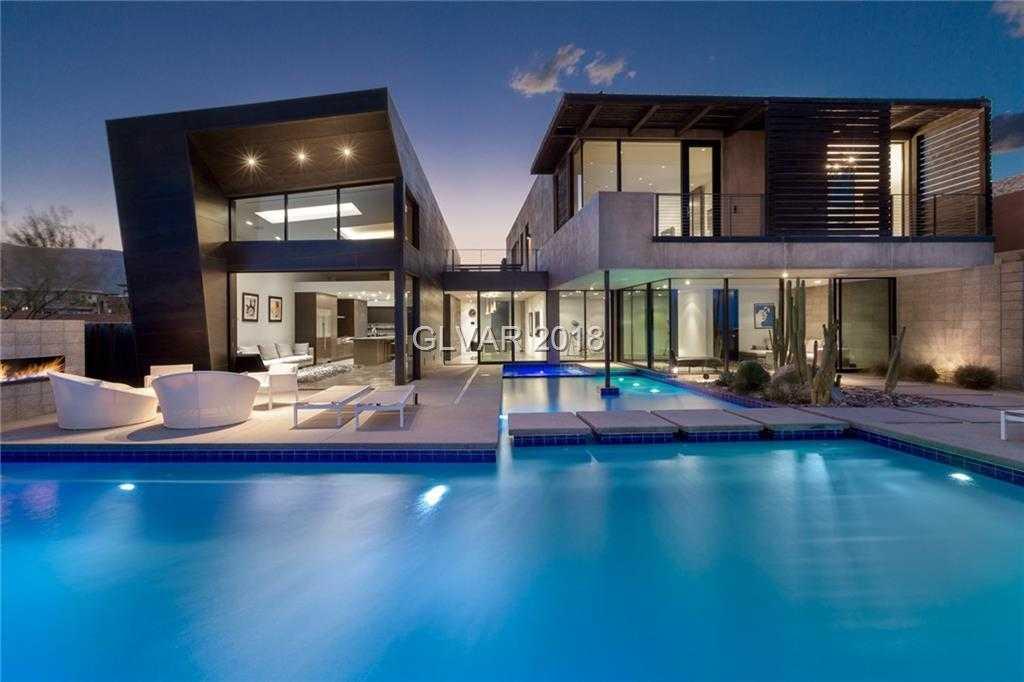 $2,950,000 - 4Br/5Ba -  for Sale in Summerlin Village 18 Ridges Pc, Las Vegas
