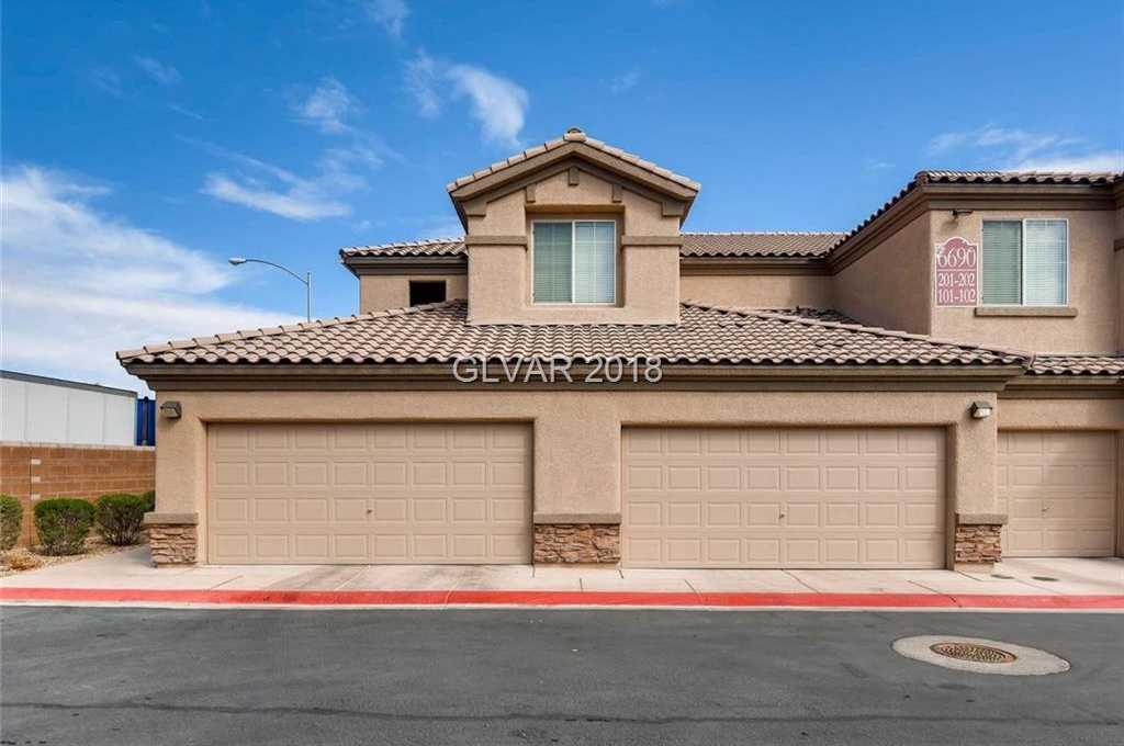 $160,000 - 2Br/2Ba -  for Sale in Terrasini At Aliante-unit 1, North Las Vegas