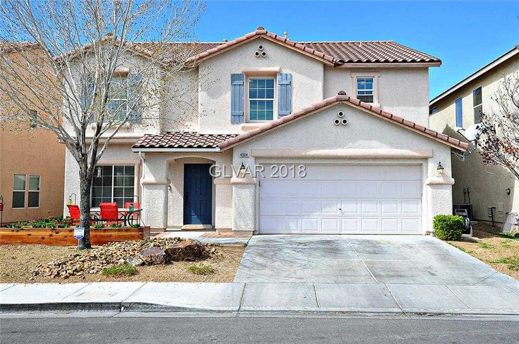 $344,777 - 4Br/3Ba -  for Sale in Iron Mountain Ranch-village 2, Las Vegas