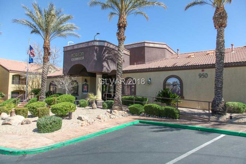 $175,000 - 2Br/2Ba -  for Sale in Horizons At Seven Hills Ranch, Henderson