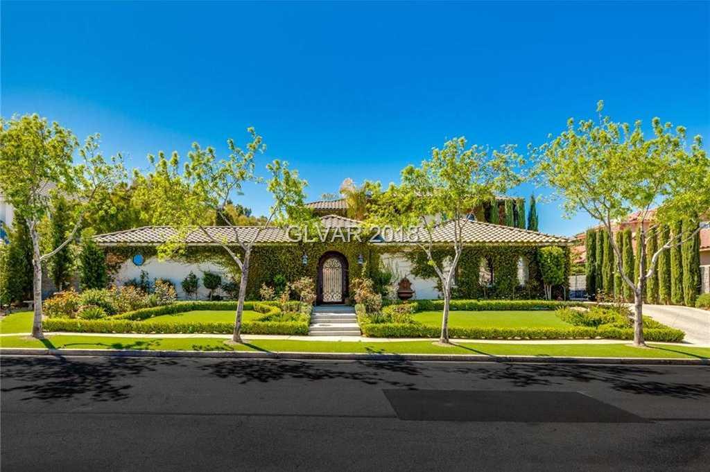 $1,679,000 - 4Br/5Ba -  for Sale in Seven Hills, Henderson