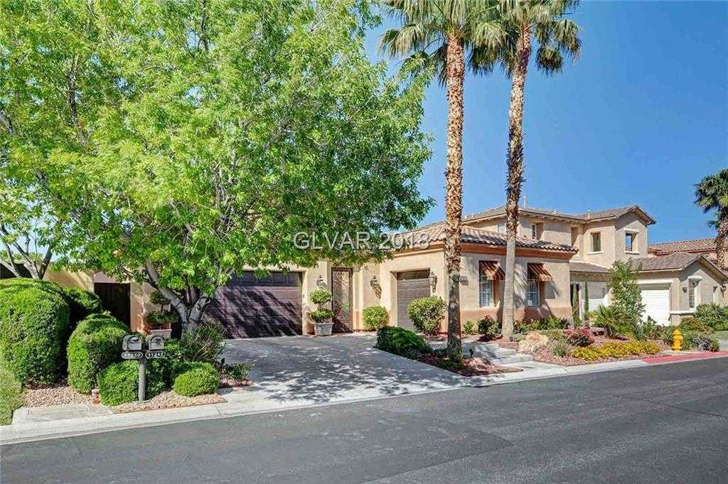 $925,000 - 3Br/4Ba -  for Sale in Red Rock Cntry Club At Summerl, Las Vegas