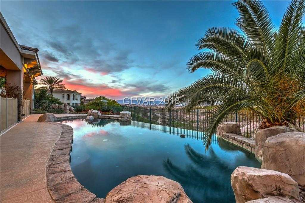 $1,725,000 - 6Br/7Ba -  for Sale in Seven Hills-parcel M, Henderson