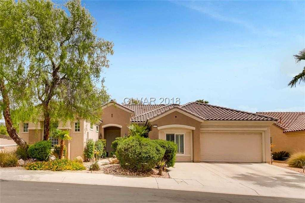 $544,900 - 3Br/3Ba -  for Sale in Sun City Anthem Unit #16 Phase, Henderson