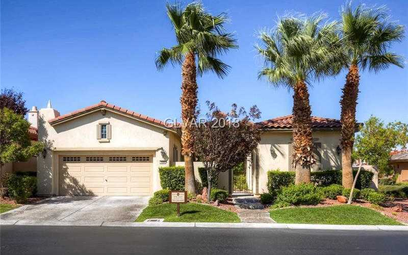 $685,000 - 4Br/4Ba -  for Sale in Red Rock Cntry Club At Summerl, Las Vegas