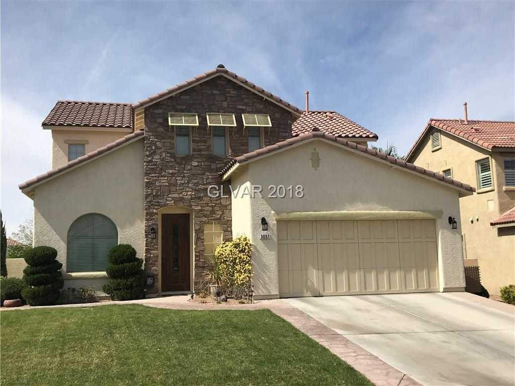 $419,900 - 3Br/3Ba -  for Sale in Seven Hills, Henderson