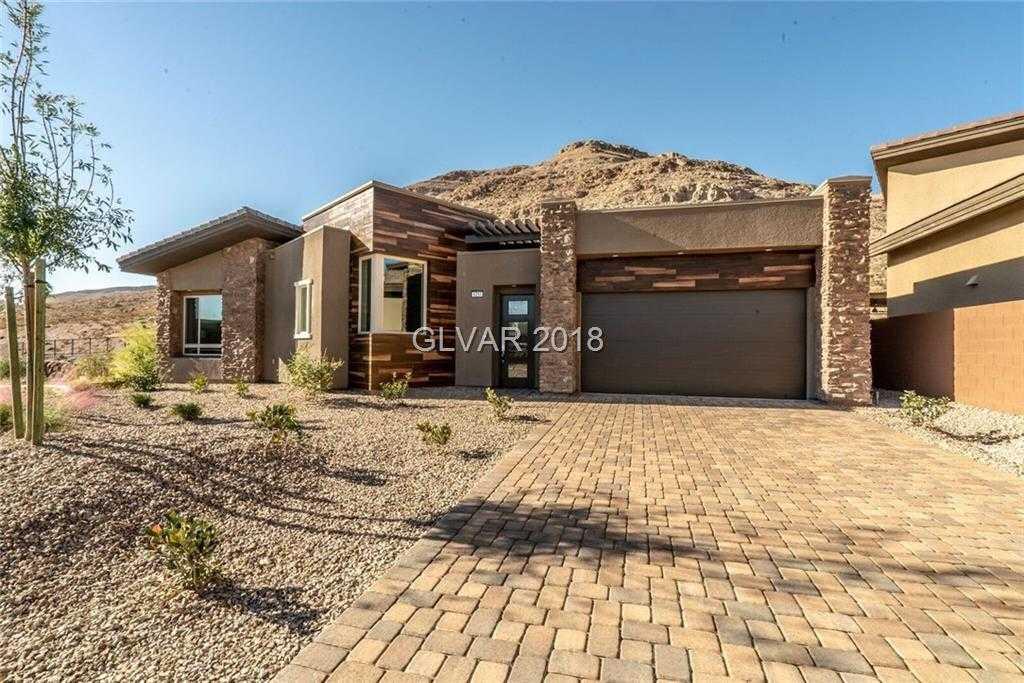 $1,160,995 - 4Br/4Ba -  for Sale in Summerlin Village 16a Parcel A, Las Vegas
