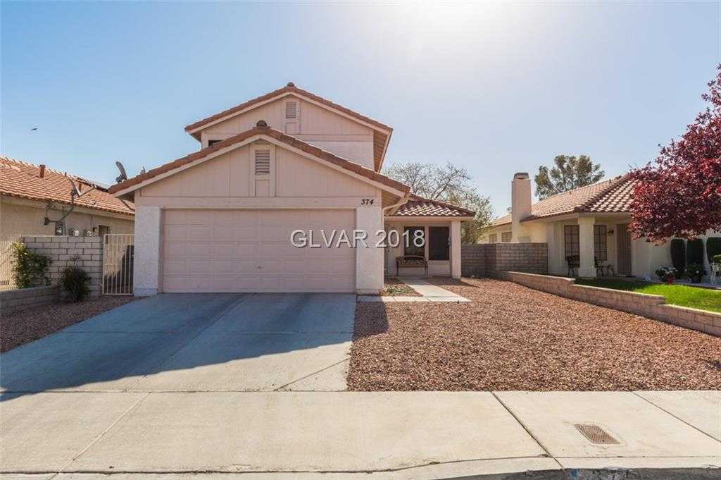 $267,900 - 3Br/3Ba -  for Sale in Green Valley South Unit #42-6, Henderson