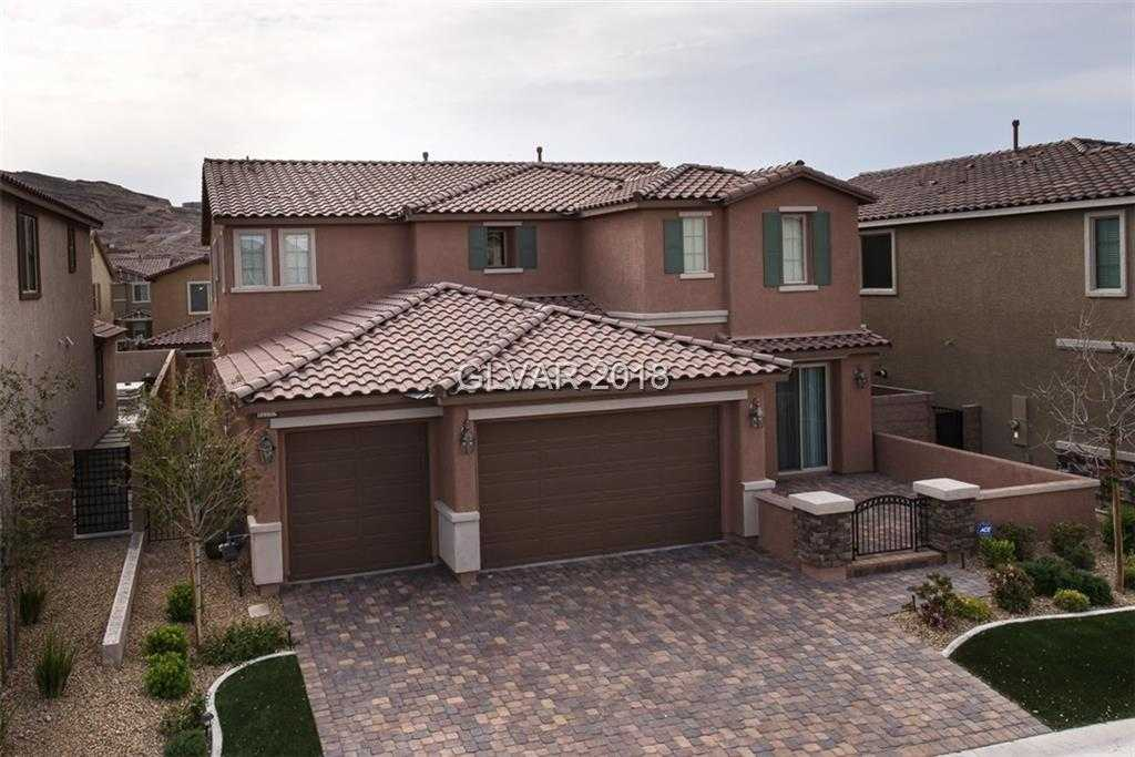 $529,000 - 4Br/4Ba -  for Sale in Parcel 422 At Southern Highlan, Las Vegas