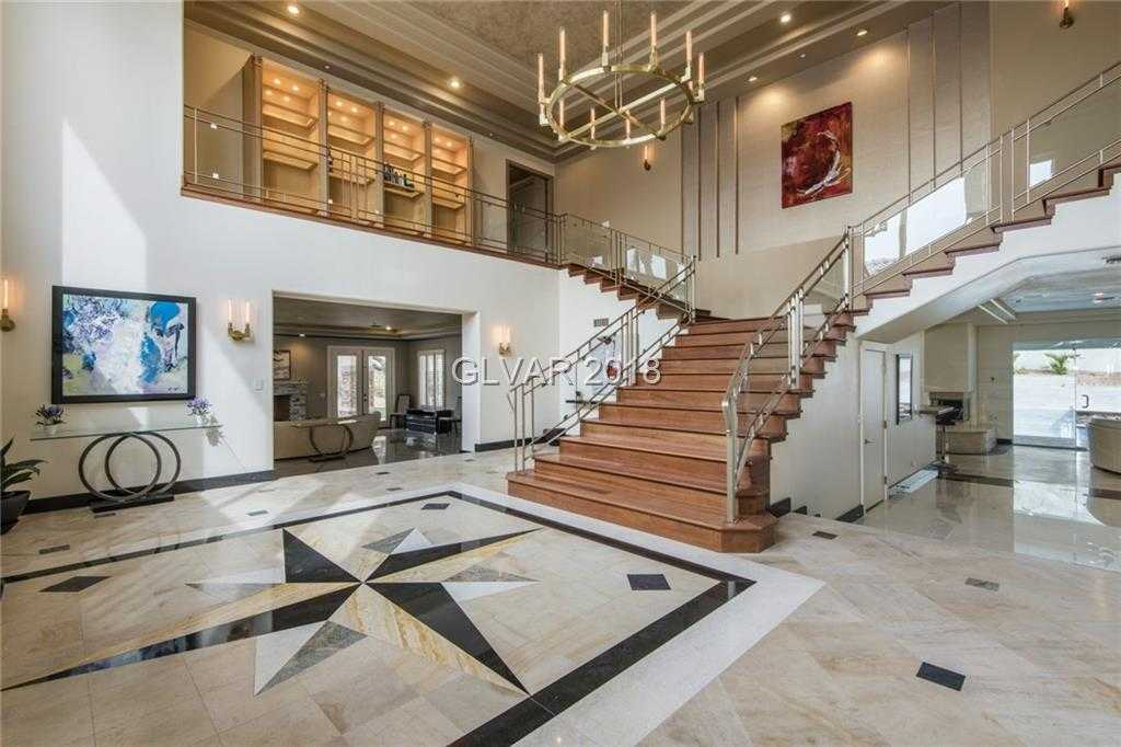 $2,225,000 - 5Br/7Ba -  for Sale in Regency At The Lakes Unit 2b, Las Vegas