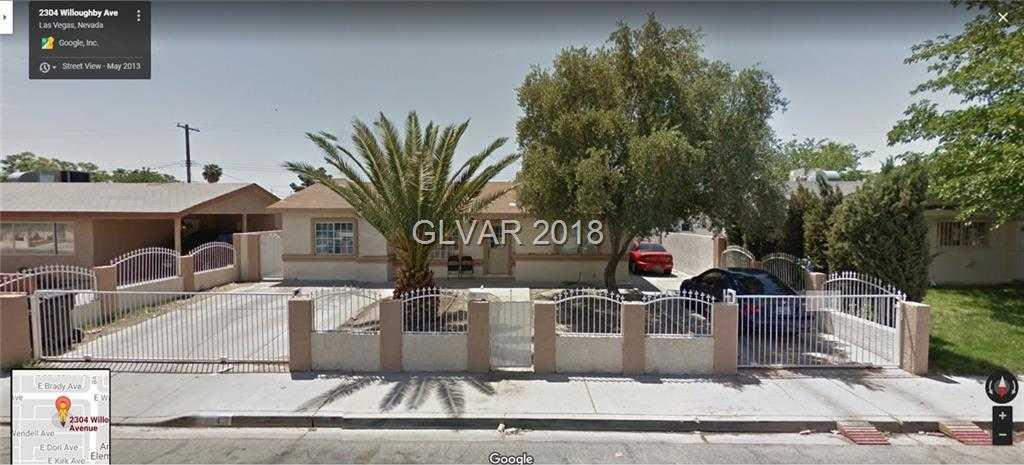 $299,900 - 6Br/3Ba -  for Sale in Greater Las Vegas Add 3 Unit #, Las Vegas