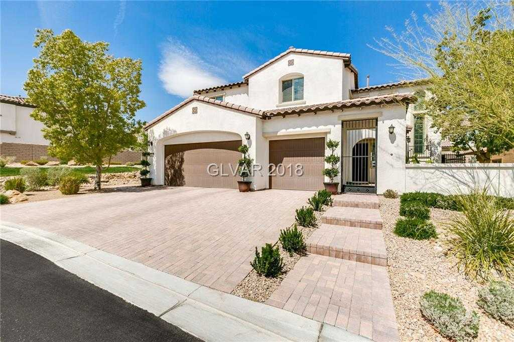 $765,000 - 5Br/3Ba -  for Sale in Andorra & Castille Phase 1, Las Vegas