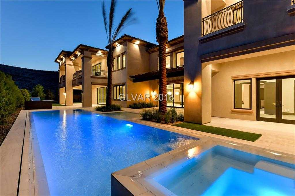 $5,500,000 - 6Br/7Ba -  for Sale in Parcel 315 At Southern Highlan, Las Vegas