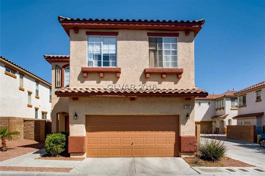 $255,000 - 4Br/3Ba -  for Sale in Triana Unit 1 At Southern High, Las Vegas