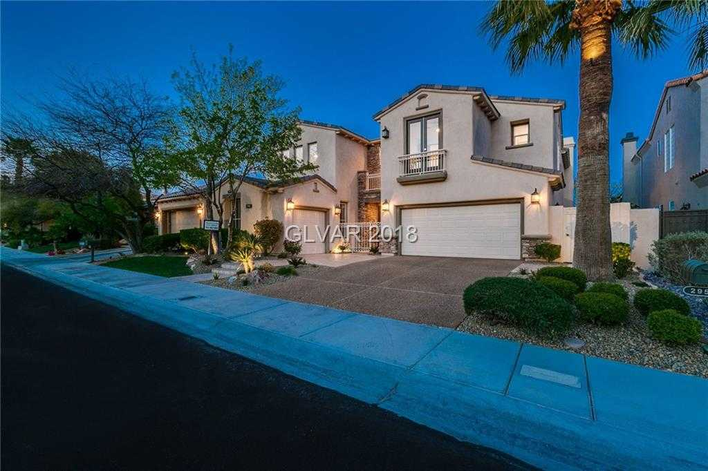 $925,000 - 4Br/4Ba -  for Sale in Red Rock Cntry Club At Summerl, Las Vegas