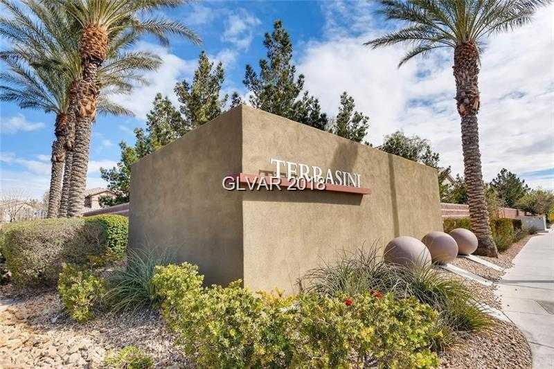 $160,000 - 3Br/2Ba -  for Sale in Terrasini At Aliante-unit 1, North Las Vegas