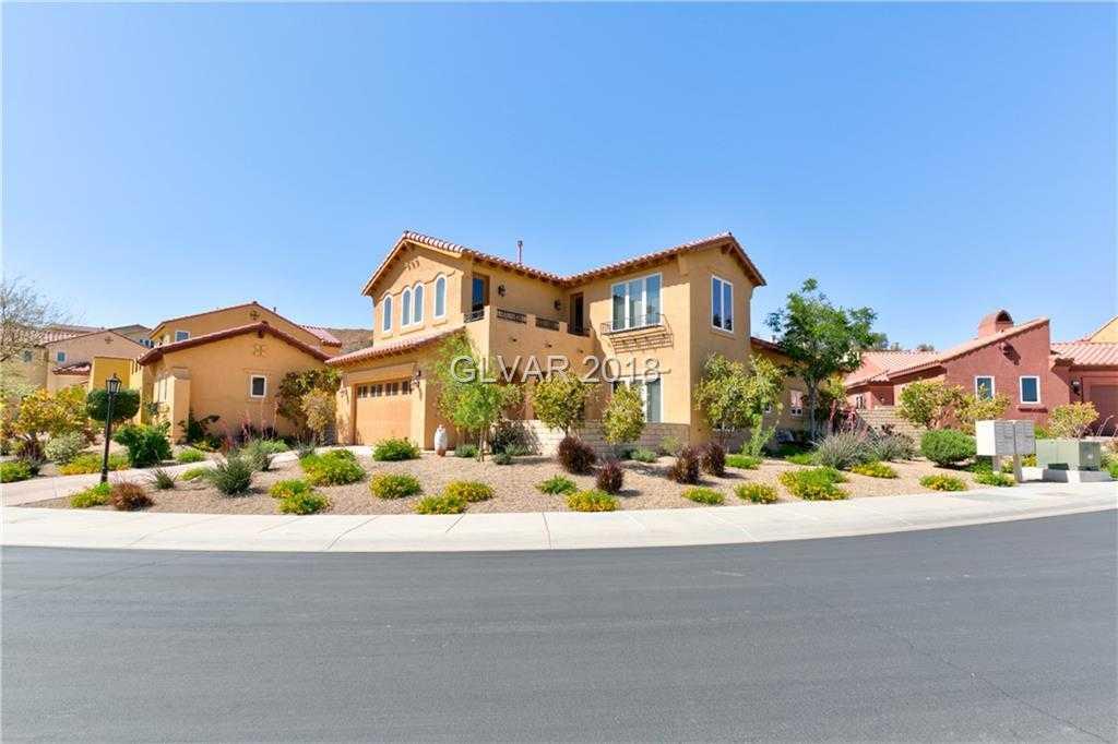 $649,900 - 3Br/4Ba -  for Sale in Prima At Lake Las Vegas-phase, Henderson