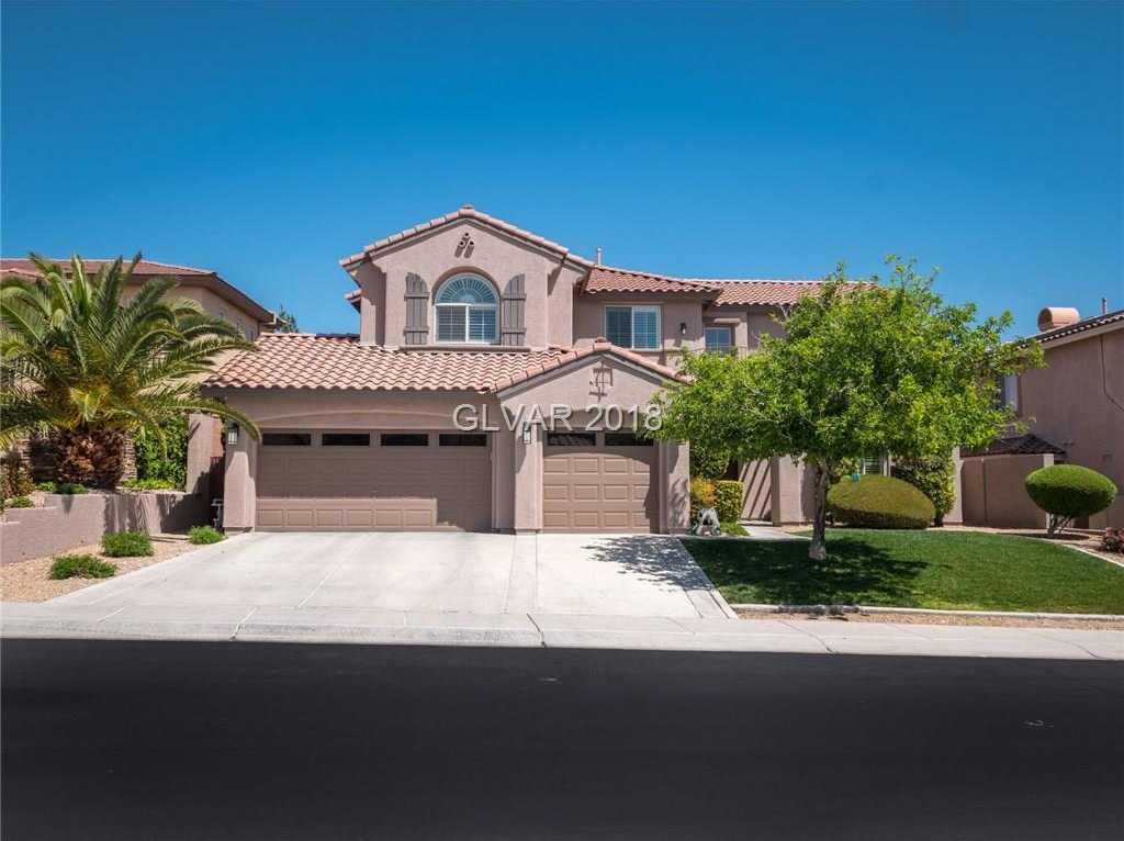 $600,000 - 4Br/4Ba -  for Sale in Estancia At The Vistas, Las Vegas